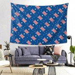 Australia Hanging Decoration Tapestries beach throws,80*60inch,Polyester.